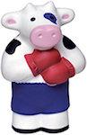 Boxing Cow Stress Balls